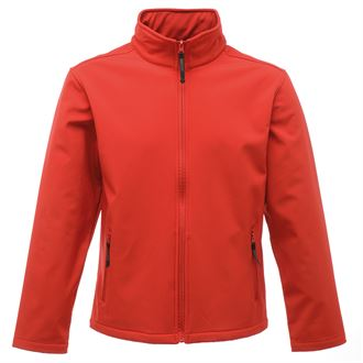 Classic 3-layer softshell red